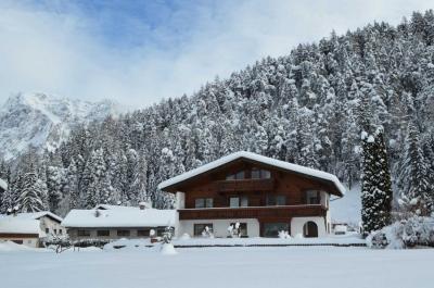 Landhaus Schmitte | Winter | Biberwier | Tiroler Zugspitz Arena